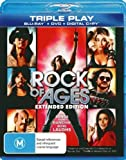 Rock of Ages (Blu-ray/DVD/Digital Copy) (Extended Edition) (2 Discs) Blu-Ray