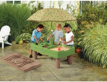 Step2 Naturally Sand & Water Activity Table