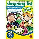 Orchard Toys - Juego adicional de tarjetas ilustradas de frutas y verduras para Shopping List
