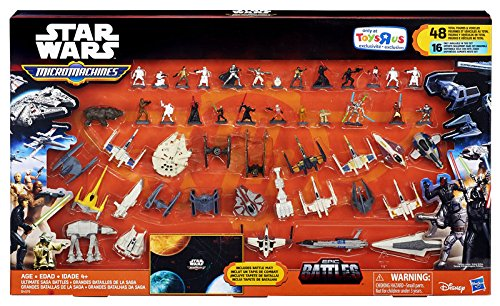Star Wars Micro Machines Pack Ultimate Saga Battles (Battle Machines compare prices)