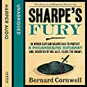 Sharpe's Fury: The Battle of Barrosa, March 1811: The Sharpe Series, Book 11 Audiobook by Bernard Cornwell Narrated by Rupert Farley