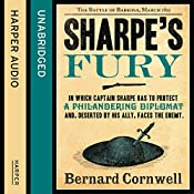 Sharpe's Fury: The Battle of Barrosa, March 1811: The Sharpe Series, Book 11 | Bernard Cornwell