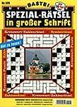 Spezial R�tsel in gro�er Schrift [Jah...