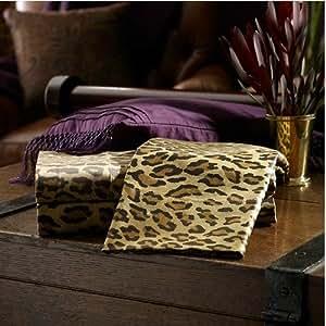 Amazon Com Lauren Ralph Lauren New Bohemian Leopard King