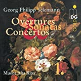 Telemann:  Concertos and Chamb
