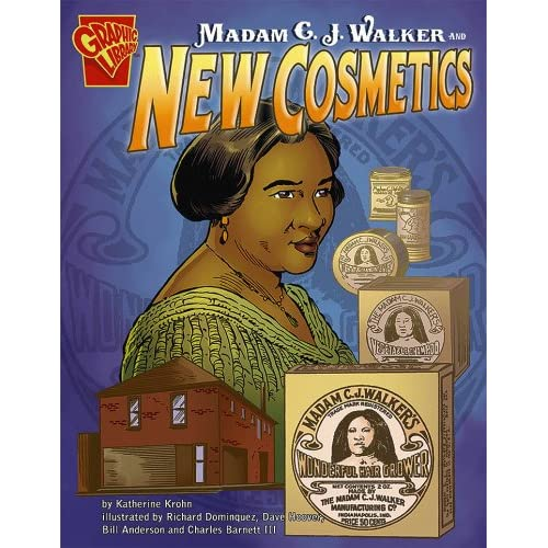 the life and contributions of madam cj walker Madam cj walker was born sarah breedlove to former slaves,  the life and times of madam cj walker (new york  and contributions from individuals and.