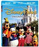 61NBCtQoI3L. SL160  Disney Parks: The Secrets, Stories and Magic Behind the Scenes [Blu ray plus DVD and Digital Copy]