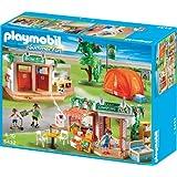 PLAYMOBIL 5432 - Großer Campingplatz