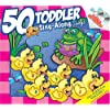 50 Toddler Sing-Along Songs 2 CD Set