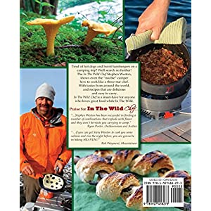 In The Wild Chef: Recipes Livre en Ligne - Telecharger Ebook