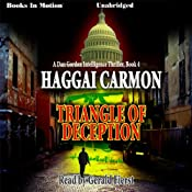 Triangle of Deception: Dan Gordon Series, Book 4 | Haggai Carmon