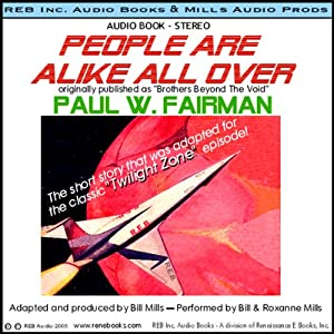 People Are Alike All Over Audiobook
