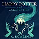 Harry Potter and the Goblet of Fire, Book 4 Audiobook by J.K. Rowling Narrated by Jim Dale