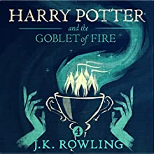 Harry Potter and the Goblet of Fire, Book 4 Audiobook by J.K. Rowling Narrated by Stephen Fry
