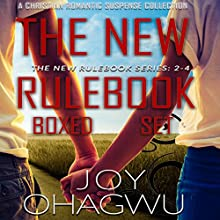 The New Rulebook Series: Boxed Set, Books 2-4 Audiobook by Joy Ohagwu Narrated by Andrea Tuszynski