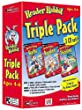 Reader Rabbit Triple Pack - Maths/Reading/Thinking 4 - 6 years
