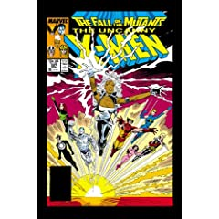 X-Men: Fall of the Mutants - Volume 1 by Chris Claremont, Peter David, Louise Simonson and Marc Silvestri