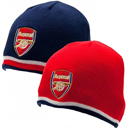 Arsenal FC Authentic EPL Reversible Knit Hat