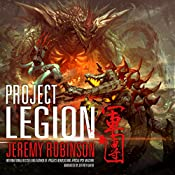 Project Legion: Nemesis Saga, Book 5 | Jeremy Robinson