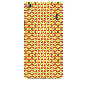 Skin4Gadgets ABSTRACT PATTERN 233 Phone Skin STICKER for LENOVO A7000