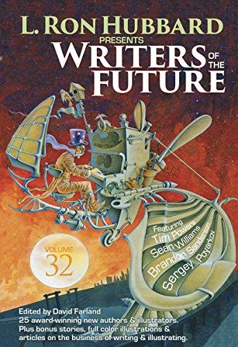 Writers of the Future Vol 32 (L. Ron Hubbard Presents Writers of the Future) (Prestone Green compare prices)