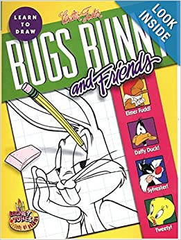 Draw Bugs Bunny