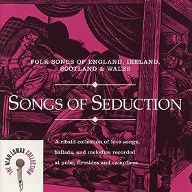 folk songs of england