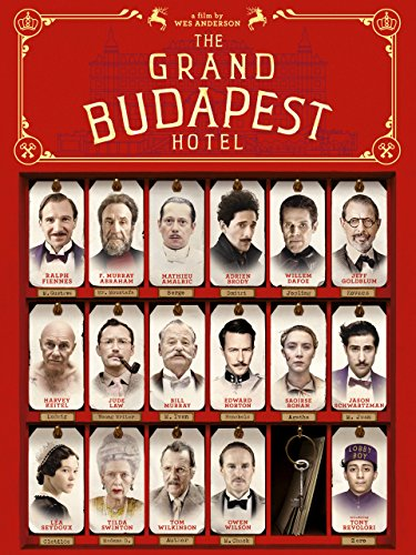 Grand Budapest Hotel Amazon Prime