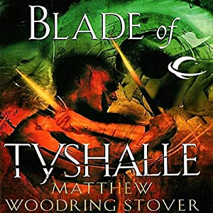 Blade of Tyshalle Audiobook