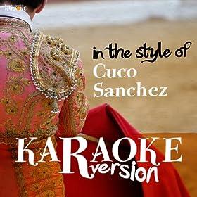 Que Manera De Perder (Karaoke Version)