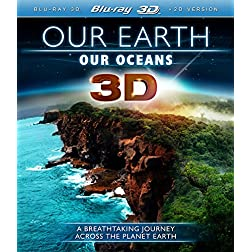 Our Earth, Our Oceans [Blu-ray]