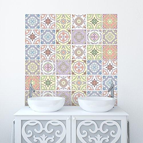 traditionnel-tuile-stickers-transferts-pour-cuisine-150mm-x-150mm-salle-de-bain-et-meuble-bricolage-