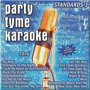 Party Tyme Karaoke: Standards