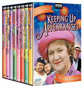 Keeping Up Appearances: The Full Bouquet by BBC Warner