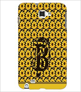 PrintDhaba GRANDbet B D-1517 Back Case Cover for SAMSUNG GALAXY NOTE 1 (Multi-Coloured)