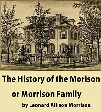 The history about morrisons