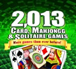 2,013 Card, Mahjongg & Solitaire Game...