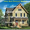 Anne of Green Gables Audiobook by L. M. Montgomery Narrated by Flo Gibson
