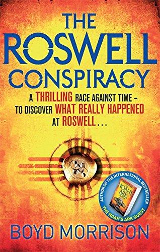 The Roswell Conspiracy (Tyler Locke, #3)