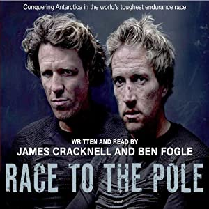 Race to the Pole Audiobook