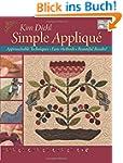 Simple Applique: Approachable Techniq...