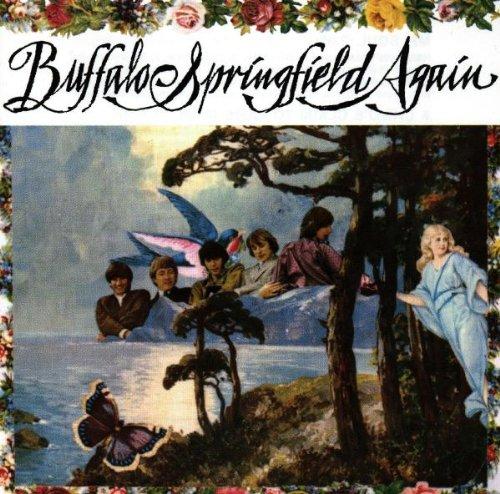 Buffalo Springfield Again artwork