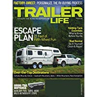 1-Year (12 Issues) of Trailer Life Magazine Subscription