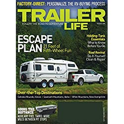 1-Year (12 Issues) Trailer Life Magazine Subscription