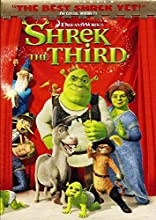 Shrek The Third DVD LIMITED EDITION Includes Bonus CD Featuring 9 Songs From All of the Shrek Soundt