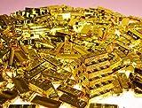 幸福の金塊シリーズ♪アクリル金塊パーツ(1袋約380~400個入)