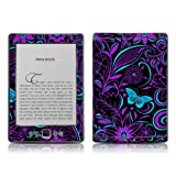 "Kindle 4 skin - Fascinating Surprise - High quality precision engineered removable adhesive skin for the 4th generation Kindle E ink 6"" Wi-Fi model released in 2011 by DecalGirlby DecalGirl"