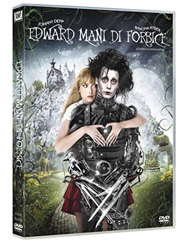 Edward Mani di Forbice (DVD)
