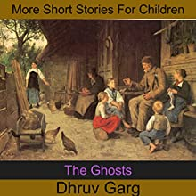 The Ghosts Audiobook by Dhruv Garg Narrated by John Hawkes