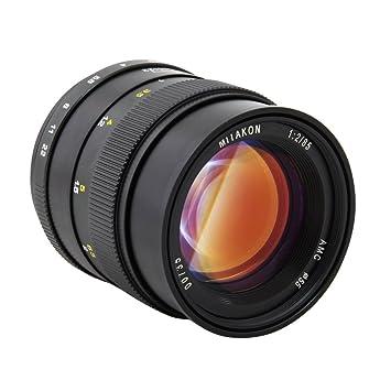 Objektiv Mitakon 20 mm f//2,0 Super Makro-Objektiv 4,5x für Micro 4//3 Bajonett